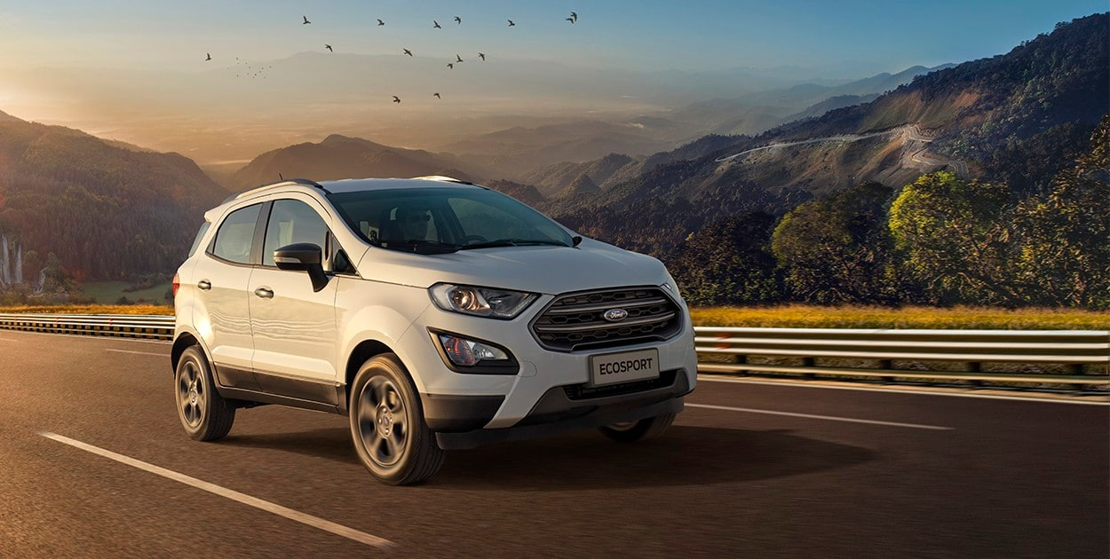 FORD ECOSPORT S 2