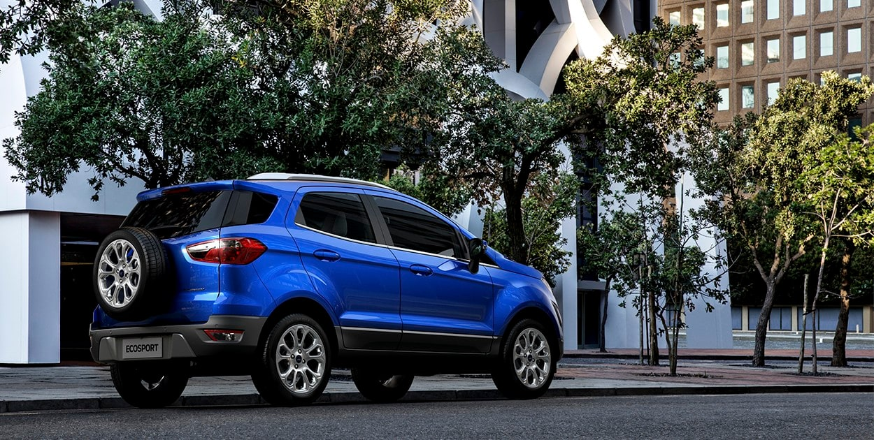 FORD ECOSPORT S 7