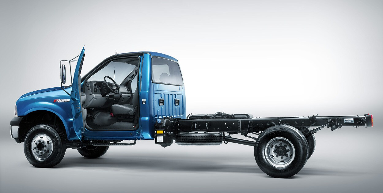 FORD F-4000 4x4 2