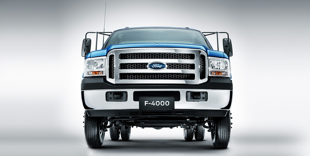 FORD F-4000 4x4 3