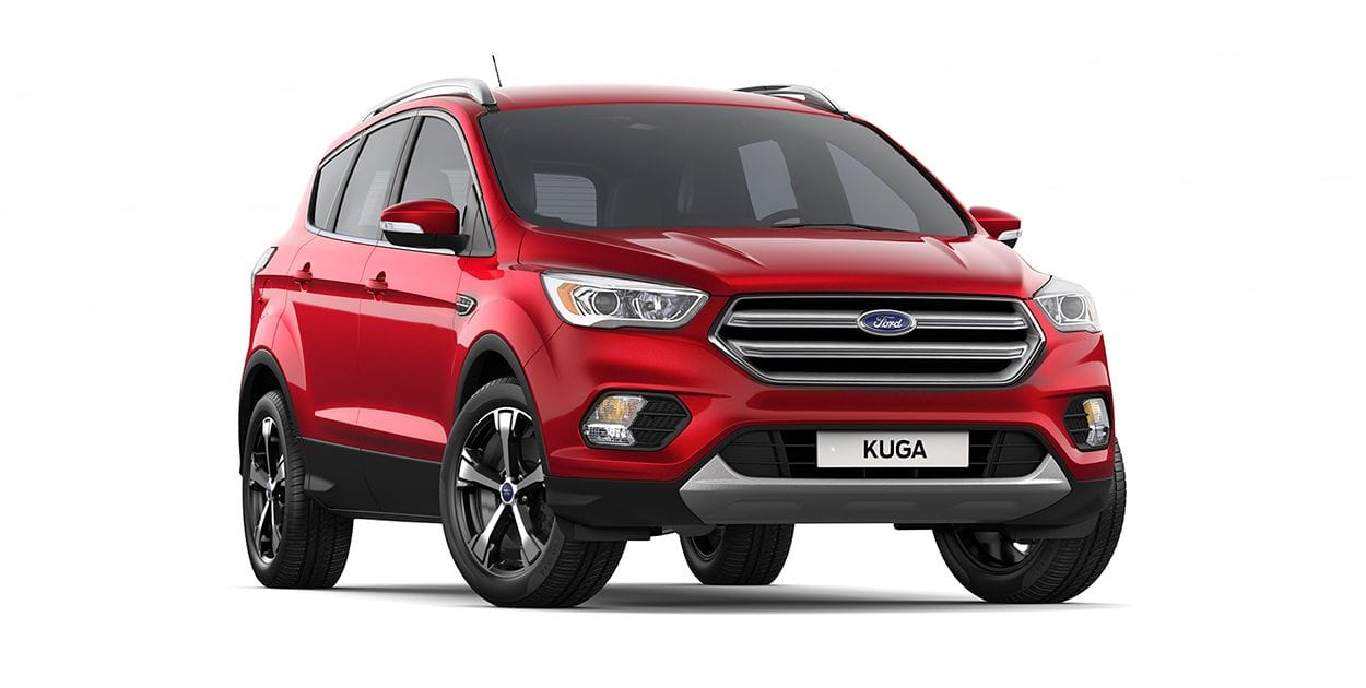 FORD KUGA Titanium AT  1