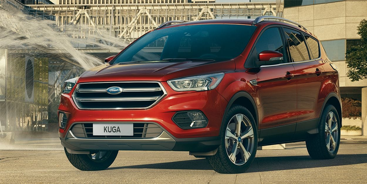 FORD KUGA Titanium AT  17
