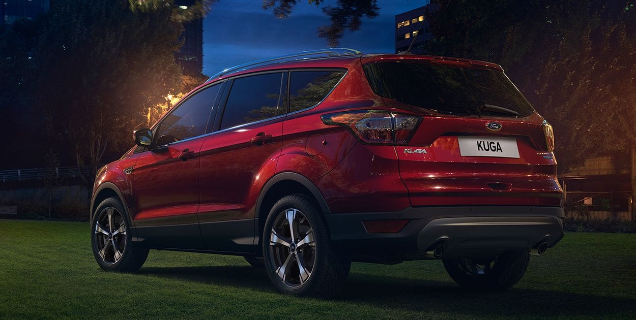 FORD KUGA Titanium AT  2