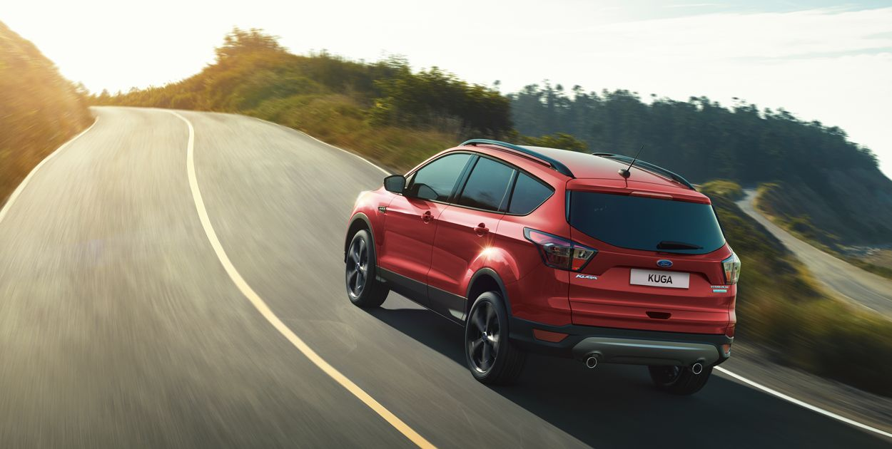 FORD KUGA Titanium AT  19