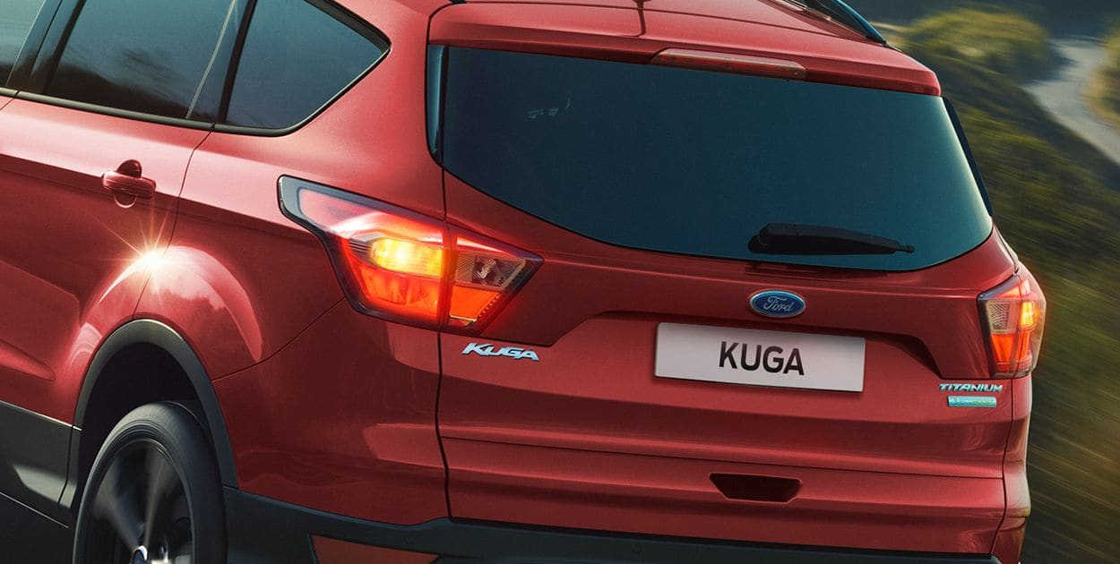 FORD KUGA Titanium AT  12