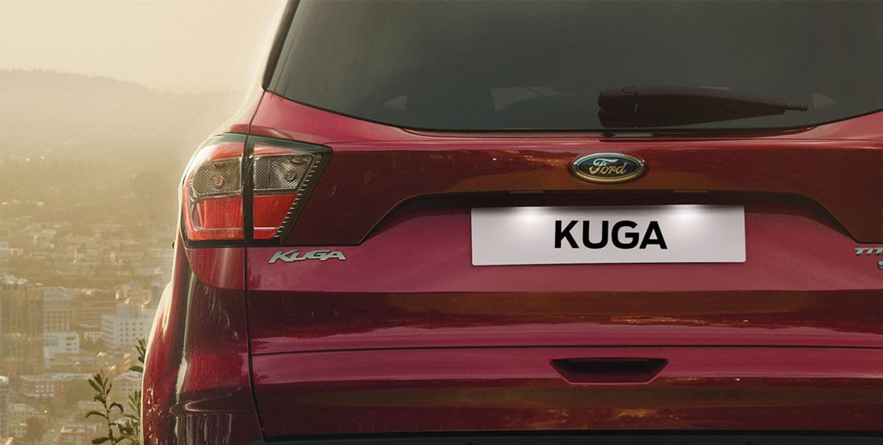 FORD KUGA Titanium AT  20