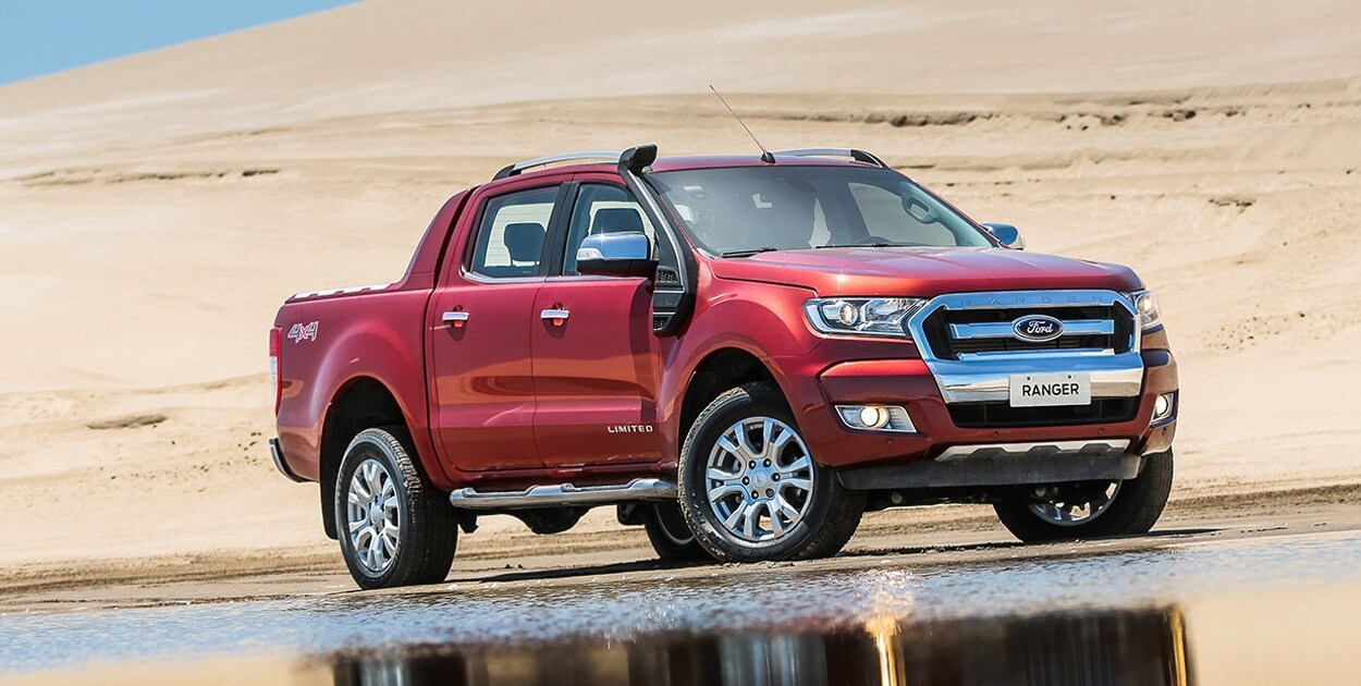 FORD NEW RANGER XL Cabina Doble 4x2 Diesel 18