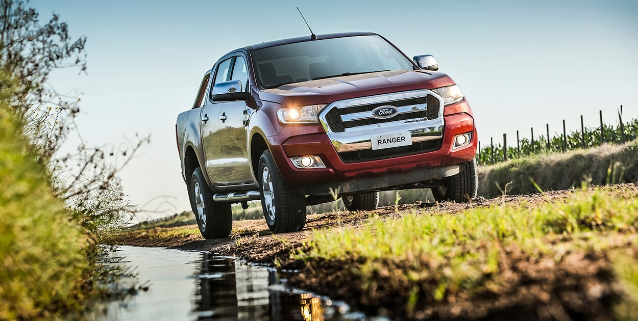 FORD NEW RANGER XL Cabina Doble 4x2 Diesel 3