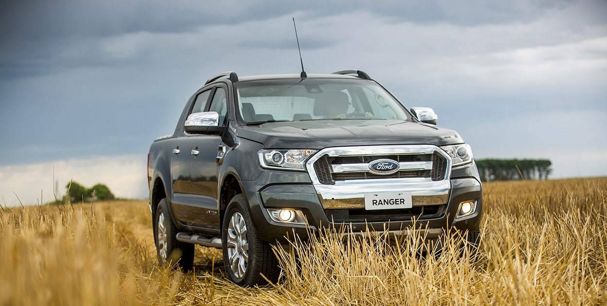 FORD NEW RANGER XL Cabina Doble 4x2 Diesel 5