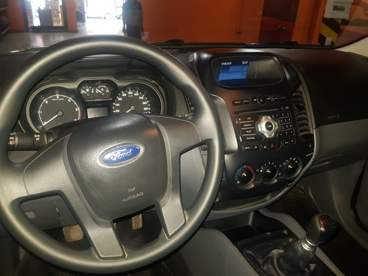 Ford RANGER XL CD 4X2 5