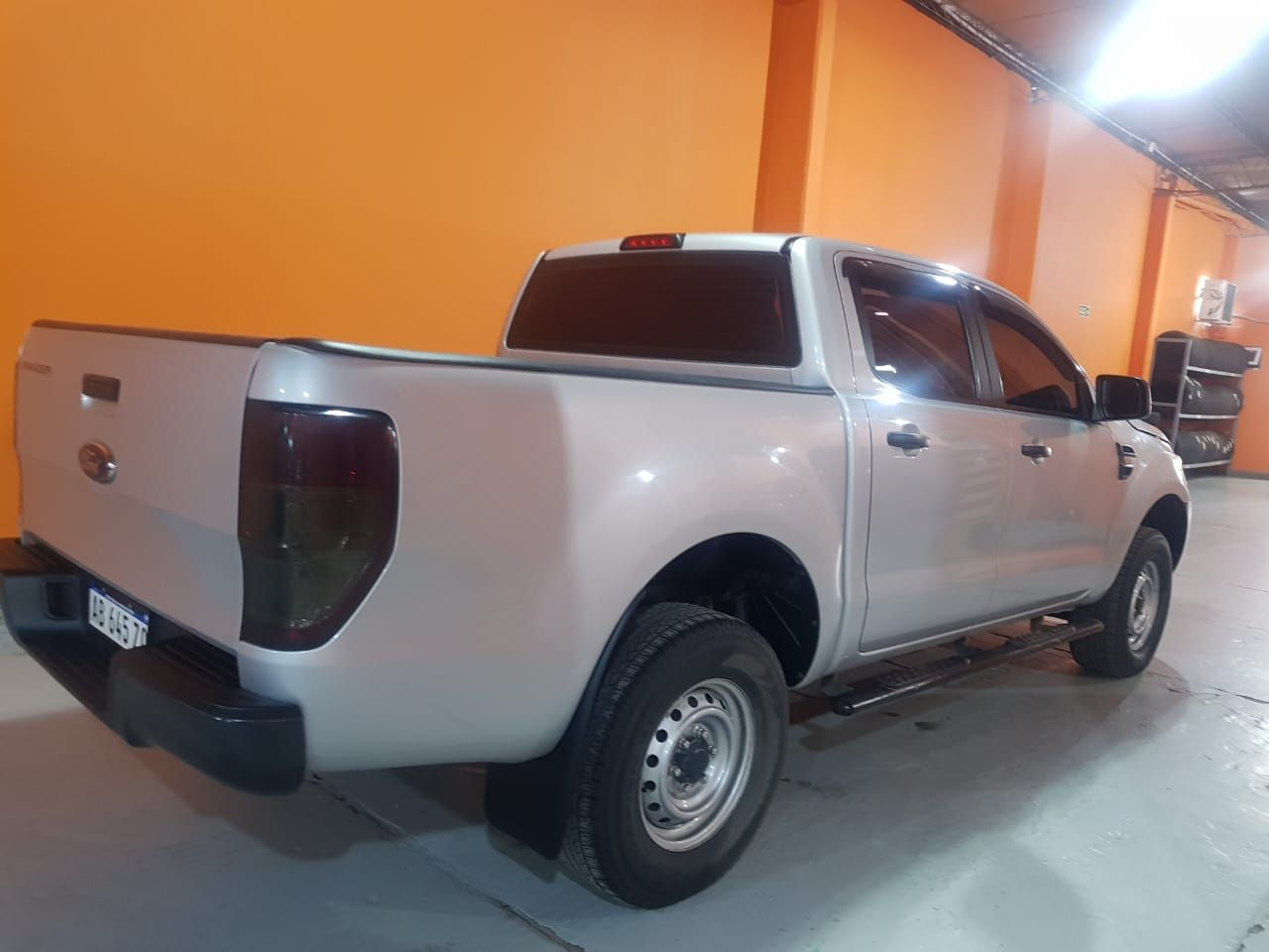 Ford RANGER XL CD 4X2 3