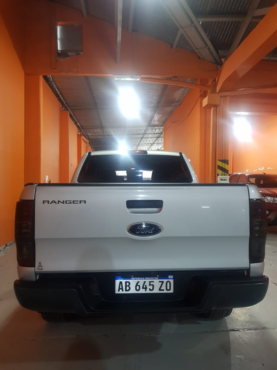 Ford RANGER XL CD 4X2 4