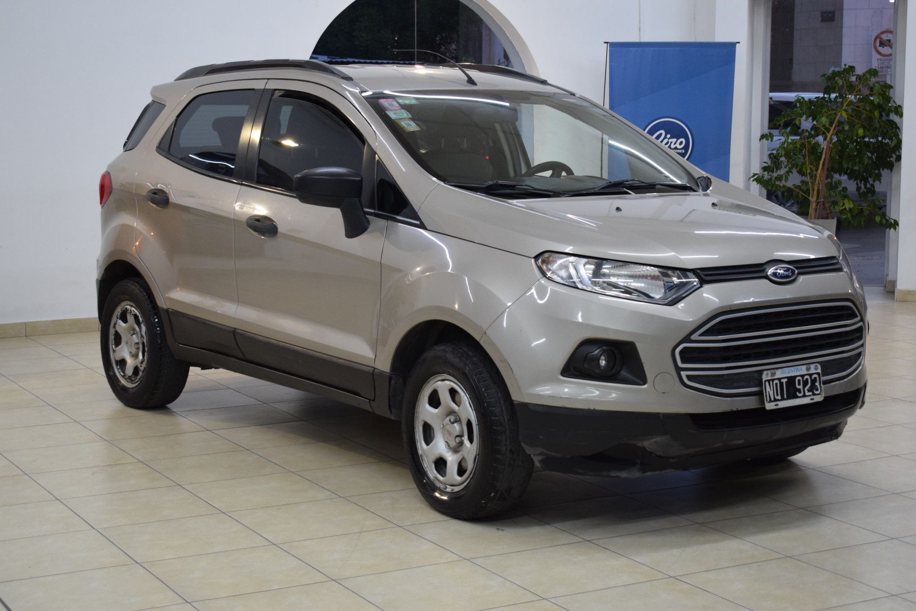 Ford ECO SPORT 1.6 SE              L 13  1