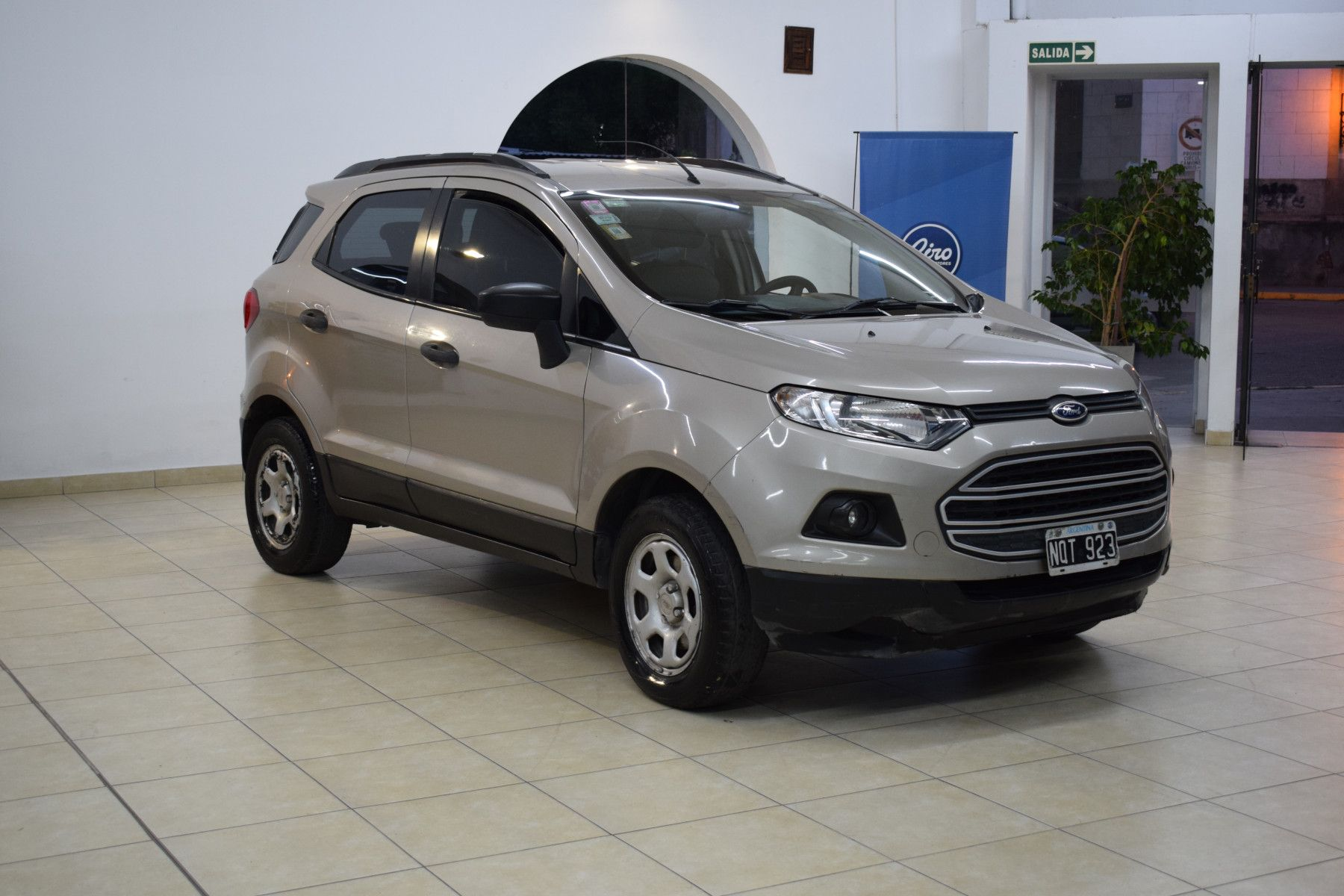 Ford ECO SPORT 1.6 SE              L 13  2