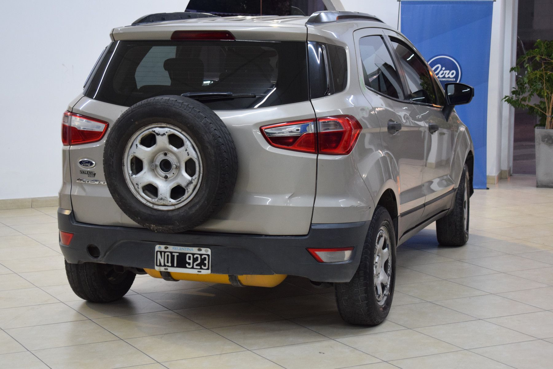 Ford ECO SPORT 1.6 SE              L 13  5