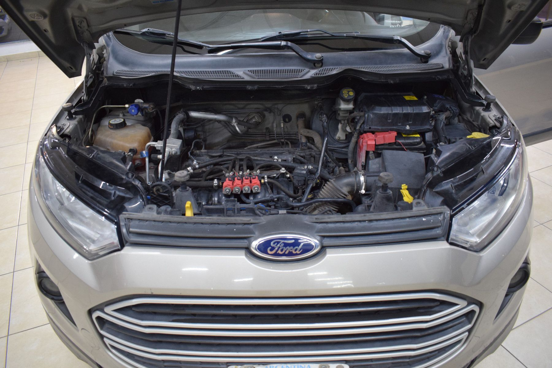 Ford ECO SPORT 1.6 SE              L 13  9