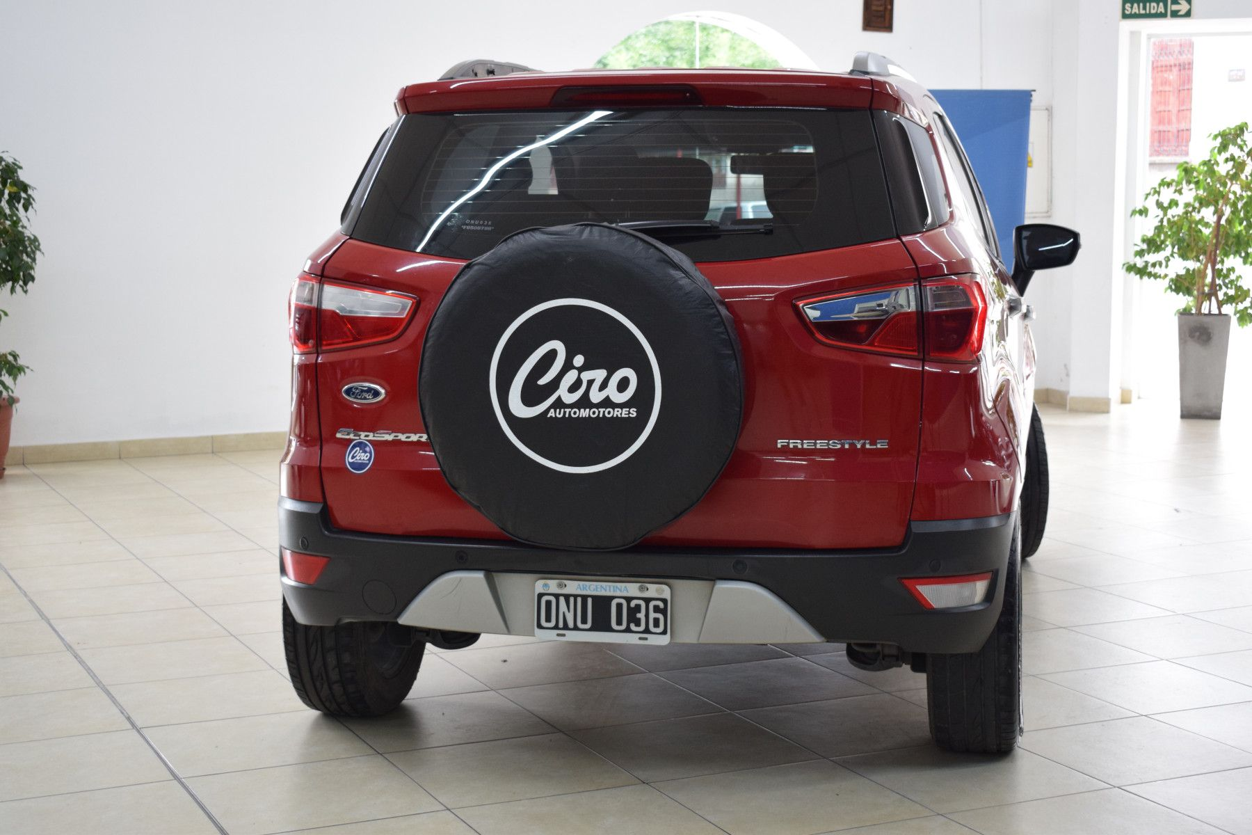 Ford ECO SPORT 1.6 FREESTYLE       L 13  4