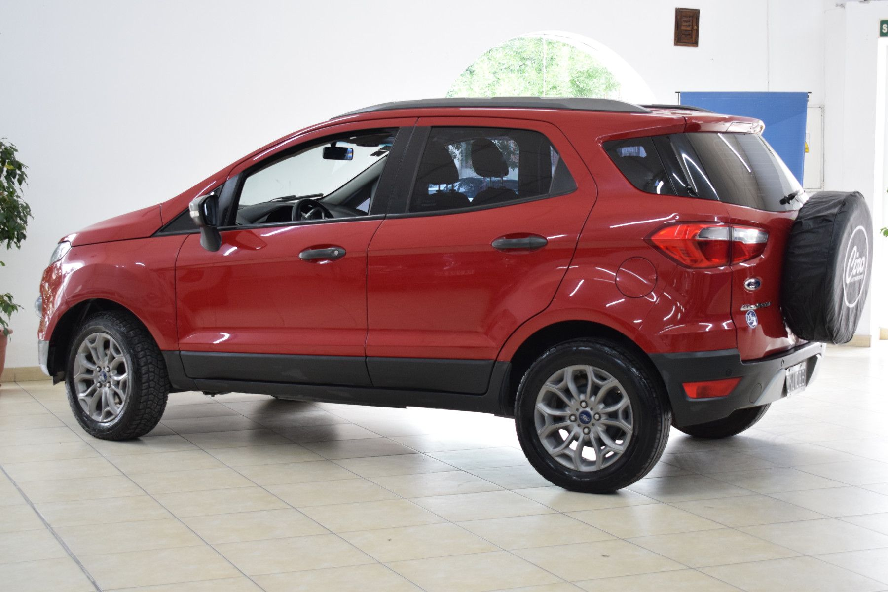 Ford ECO SPORT 1.6 FREESTYLE       L 13  6