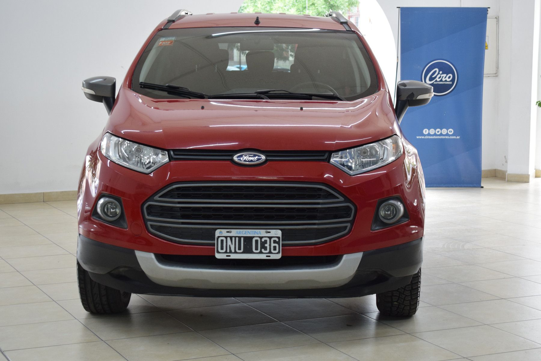 Ford ECO SPORT 1.6 FREESTYLE       L 13  2