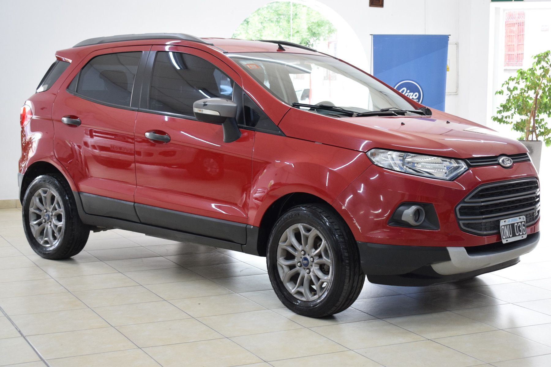 Ford ECO SPORT 1.6 FREESTYLE       L 13  3