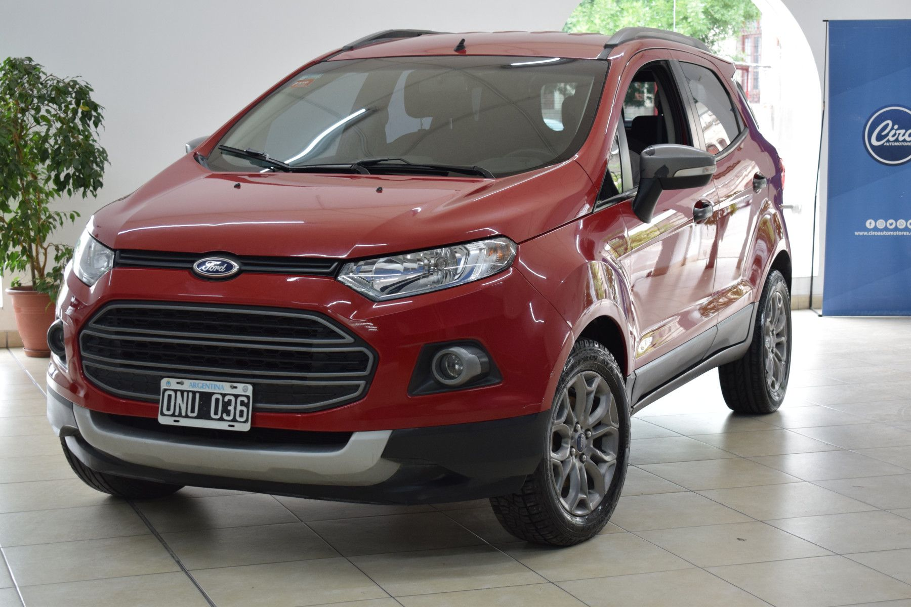 Ford ECO SPORT 1.6 FREESTYLE       L 13  1