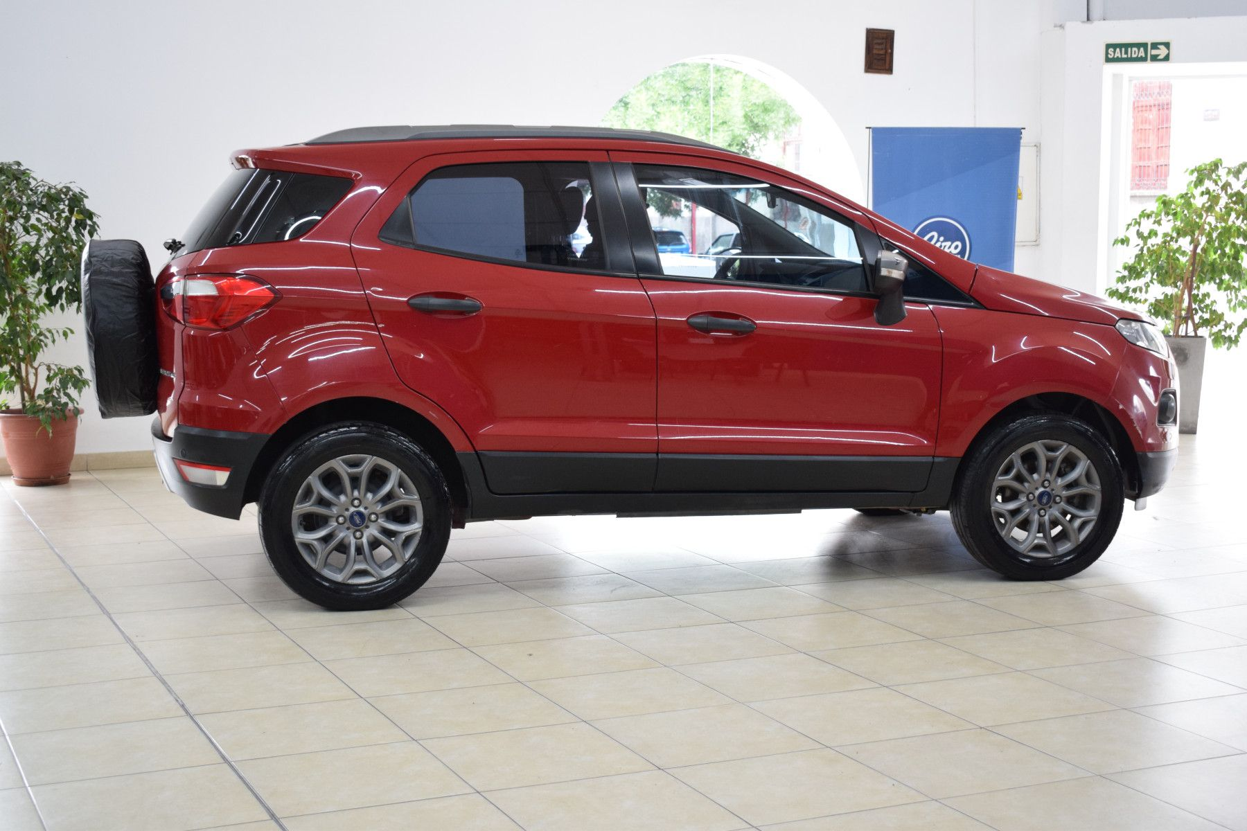 Ford ECO SPORT 1.6 FREESTYLE       L 13  5