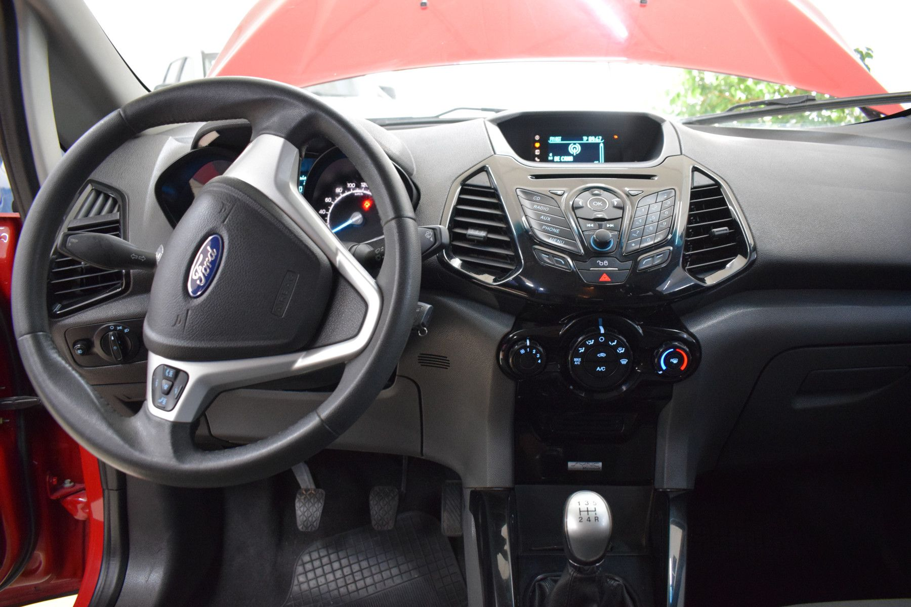 Ford ECO SPORT 1.6 FREESTYLE       L 13  9