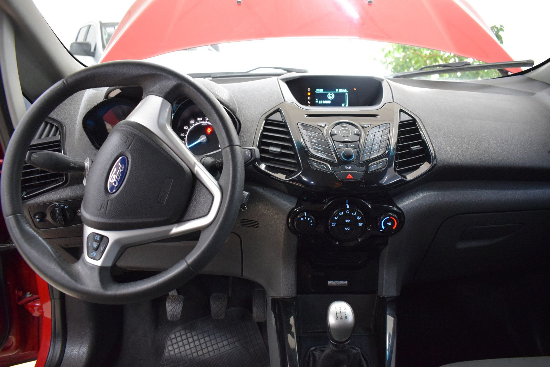 Ford ECO SPORT 1.6 FREESTYLE       L 13  10
