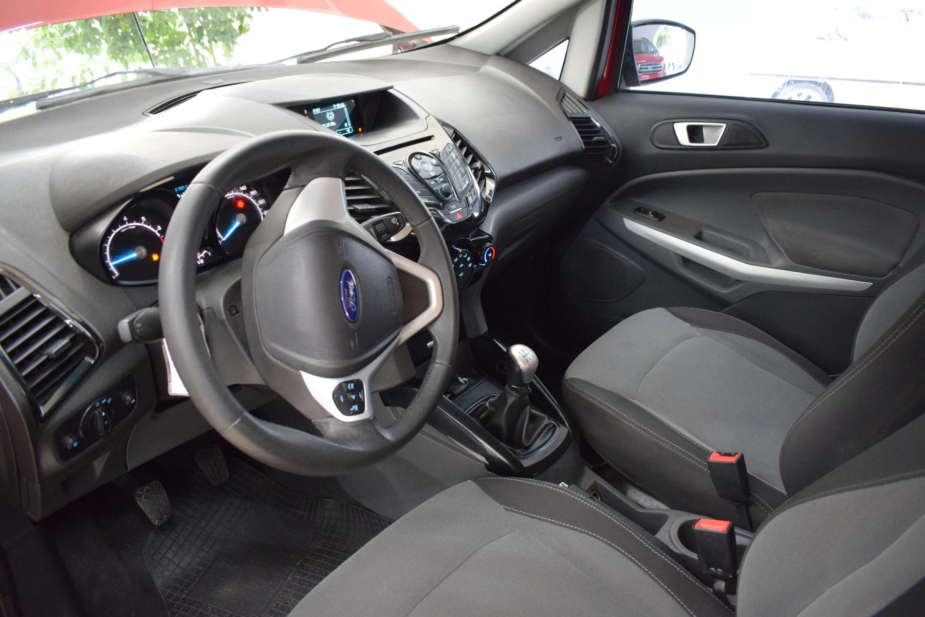 Ford ECO SPORT 1.6 FREESTYLE       L 13  11