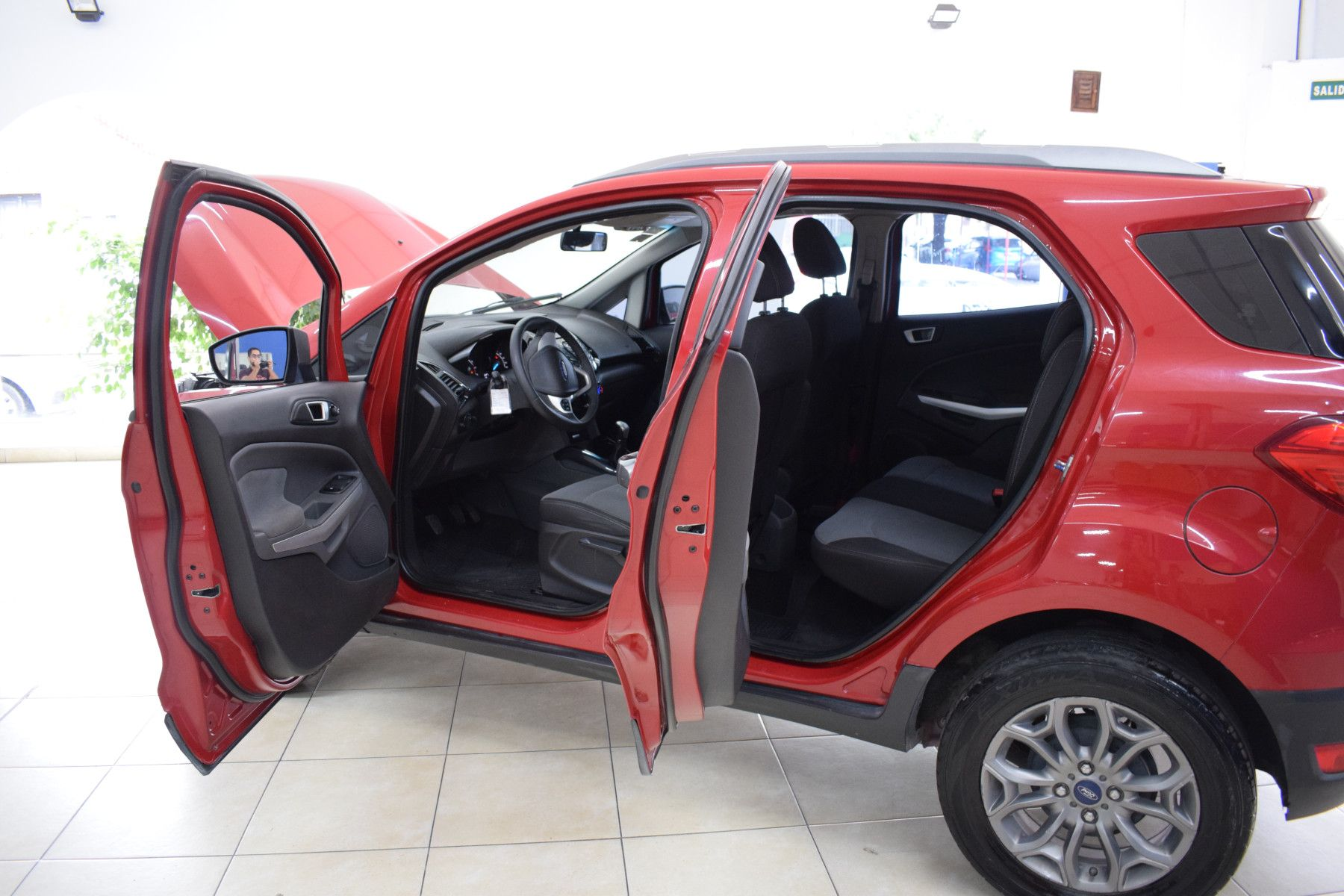 Ford ECO SPORT 1.6 FREESTYLE       L 13  13