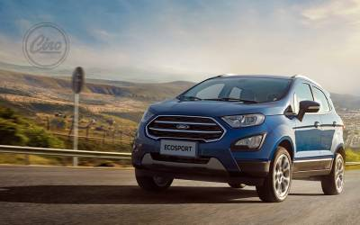 FORD ECOSPORT Titanium Duratec GDI AT (Freestyle AT)