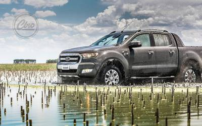 FORD NEW RANGER XLS Cabina Doble 4x2 Diesel AT
