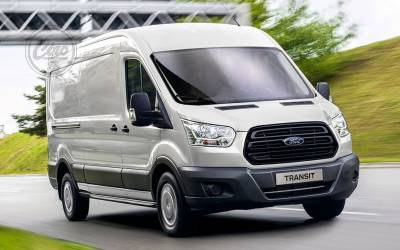 FORD TRANSIT VAN Larga TE