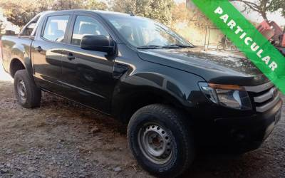 Ford Ranger 2013 Safety 4x2
