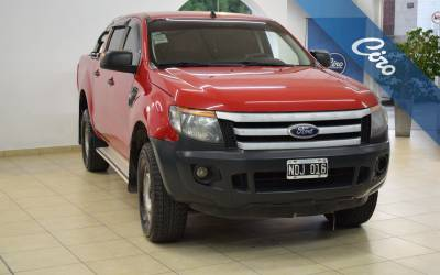 Ford RANGER DC 4X2 XL SAFETY
