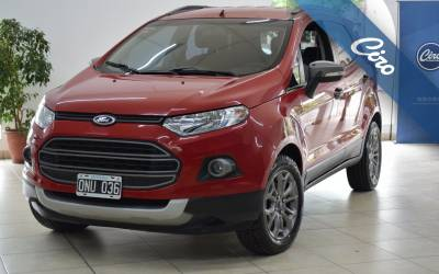 Ford ECO SPORT 1.6 FREESTYLE       L 13